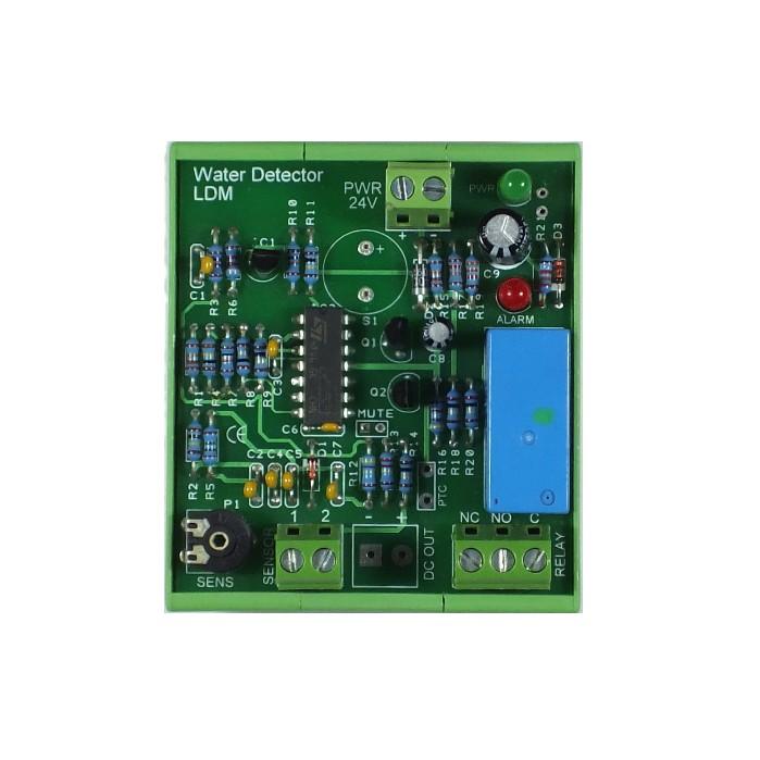 Water leak detection module LDM-24