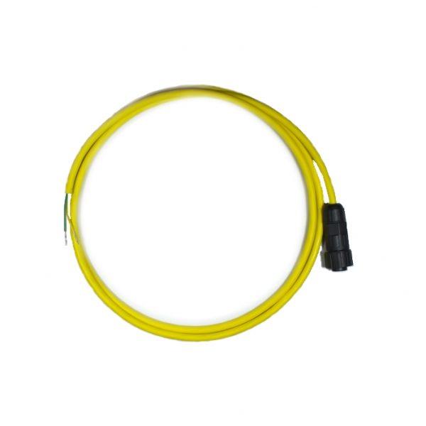 Aquentis modular leader cable