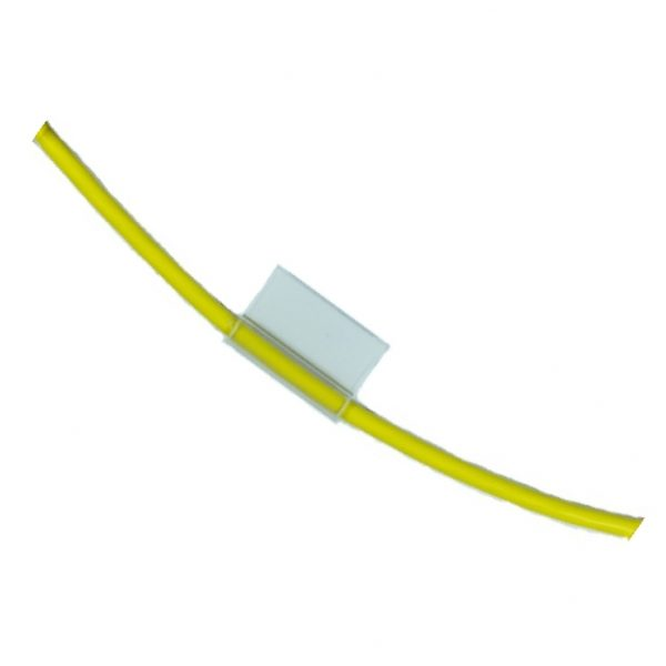 Modular Jumper Cable in hold down clip